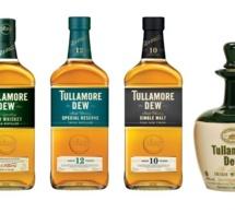 Nouveau design pour Tullamore Dew