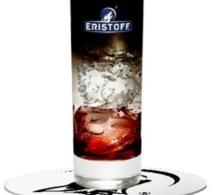 Recette cocktail Black Sunset par Eristoff