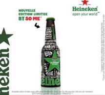 Heineken dévoile sa nouvelle édition limitée imaginée par So Me de Ed Banger Records