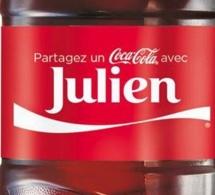Des bouteilles Coca-Cola personnalisées bientôt en vente en France