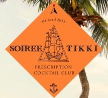 Soirée Tiki au Prescription Cocktail Club de Paris