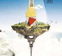 Dinky Duzz : le cocktail pétillant à base de vin blanc et aromatisé au Yuzu