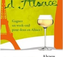 « Paris fête les Vins d'Alsace 2013 » à découvrir dans 80 restaurants et bars à vins