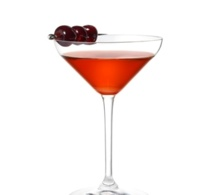 Recette cocktail Le Manhattan by Hennessy Fine de Cognac