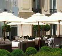 L'Hôtel Fouquet's Barrière et ses 4 terrasses parisiennes