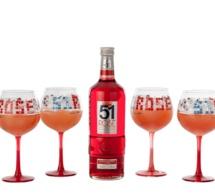 51 Rosé : l'apéritif signé Pernod
