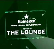 Open Design Explorations N°2 : The Lounge by Heineken