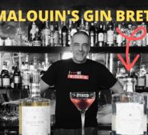 Découverte du gin breton Malouin's au Castelbrac de Dinard