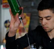 Trophées du Bar 2013 : Sami Mersel du Papa Doble est le grand vainqueur !