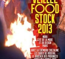 La Veillée Foodstock, édition 2013, s'installe sur le toit de la Cité de la Mode et du Design