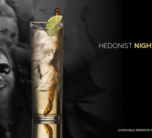 Recette Cocktail Hedonist Night & Day