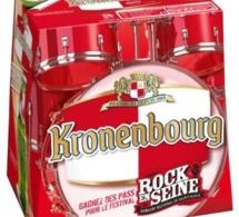 Kronenbourg présente son pack éphémère estival