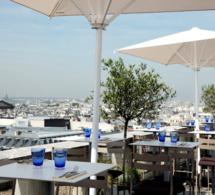 Le Roof Top : la terrasse des Galeries Lafayette