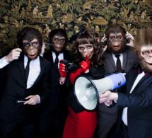 Hold-up festifs by les Monkey Crashers, édition 2013 : Top départ !