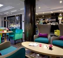 « V » : le bar de la Villa Maillot