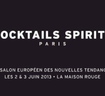 Bacardi Martini France au salon Cocktails Spirits 2013