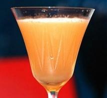 Sour cocktails : Brandy Sour