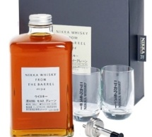 Fête des Pères 2013 : Coffret whisky Nikka from the Barrel