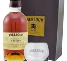 Fête des Pères 2013 : Whisky Aberlour A'Bunadh