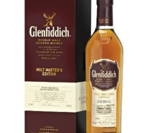 Glenfiddich Malt Master's Edition Etui Fête des Pères 2013