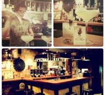 Le bar à cocktails du Cabinet de sa Majesté à Paris
