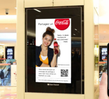 Coca-Cola vous donne la place du héros