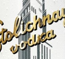 Nouveau distributeur pour la vodka Stolichnaya