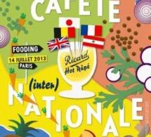 La Cafête Nationale 2013 débarque chez Edgar à Paris