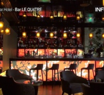 Nouveau : Bar le Qu4tre au Buddha-Bar Hotel Paris