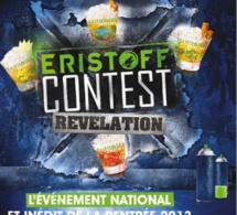 Eristoff Contest Revelation 2013