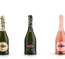 La gamme des vins effervescents Martini® s'agrandit