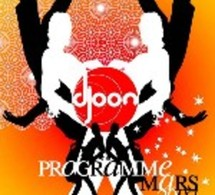 Djoon Paris - Programme mars 2007