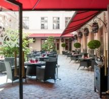 Le Vraymonde, le restaurant du Buddha-Bar Hotel Paris, dévoile sa terrasse éphémère