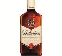 Nouveau look pour Ballantine's Finest