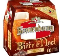Brasserie Kronenbourg renouvelle son opération « Bière de Noël Solidaire »