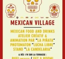 Le Wanderlust accueille La Candelaria pour son Mexican Village