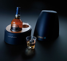 Les créations Chivas 18 ans by Pininfarina