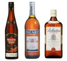 Pernod au Whisky Live Paris 2013