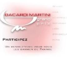 Grand Prix Bacardi Martini : prix du Meilleur Barman de France