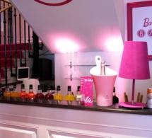 Le Barbie bar : le bar éphémère débarque à Paris avec ses cocktails au champagne