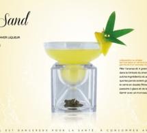 Recette Cocktail Cîroc and Sand