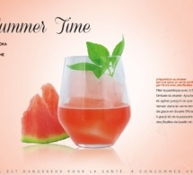 Recette Cocktail Cîroc Summer Time