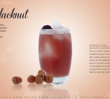 Recette Cocktail Cîroc Blacknut