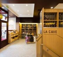 Nicolas Madeleine à Paris : magasin, cave et bar à vins