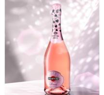 Martini® Rosé : des bulles pour les fêtes de fin d'année