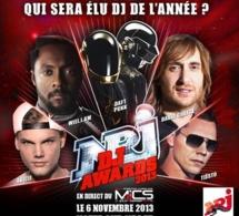 MICS 2013 : Le palmarès des NRJ DJ Awards 2013