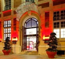 Vin chaud sur la terrasse du Courtyard by Marriott Paris Boulogne