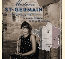 Madame St Germain en tour de France