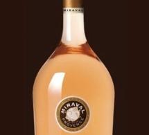 Le Miraval 2012, le vin de Brad Pitt et Angelina Jolie, désigné meilleur rosé du monde