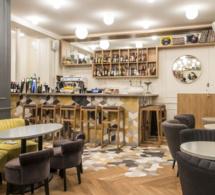 Le F Bar : le bar à cocktails de la Maison F à Paris